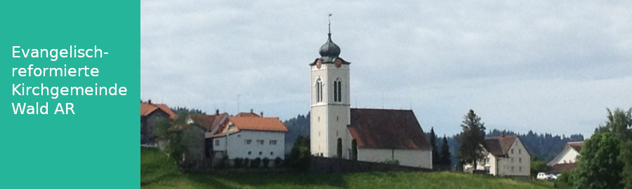 Kirche Wald AR